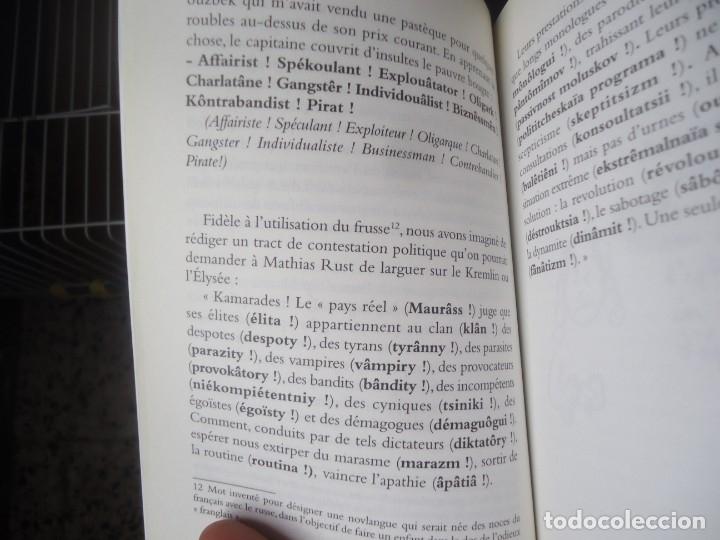 Diccionarios de segunda mano: Ciel mon moujik! manual de survie Franco - Ruso de Sylvain Tesson año 2011 - Foto 6 - 176282007