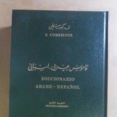 Livros em segunda mão: DICCIONARIO ABABE-ESPAÑOL - F. CORRIENTE - INSTITUTO HISPANO-ARABE DE CULTURA - 1986. Lote 176322078
