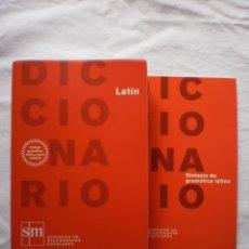 Diccionarios de segunda mano: DICCIONARIO DE LATIN. EDT: SM. Lote 176385498