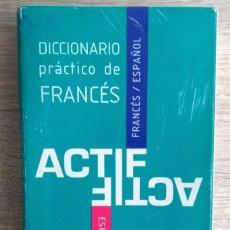 Diccionarios de segunda mano: DICCIONARIO PRÁCTICO DE FRANCÉS ACTIF. Lote 176770169