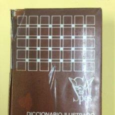 Diccionarios de segunda mano: DICCIONARIO ILUSTRADO LATINO-ESPAÑOL ESPAÑOL-LATINO - SPES BIBLOGRAF 8ªEDICION 1971. Lote 177603798