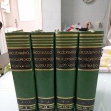 Diccionarios de segunda mano: DICCIONARIO ENCICLOPÉDICO ILUSTRADO. BARCELONA, 1965. EDITORIAL RAMÓN SOPENA.. Lote 179135321