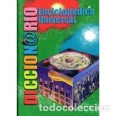 Diccionarios de segunda mano: DICCIONARIO ENCICLOPÉDICO UNIVERSAL. CULTURAL 2004. Lote 179147311