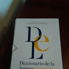 Diccionarios de segunda mano: DICCIONARIO DE LA LENGUA ESPAÑOLA- REAL ACADEMIA-ÚTIMA EDICIÓN. Lote 180105416