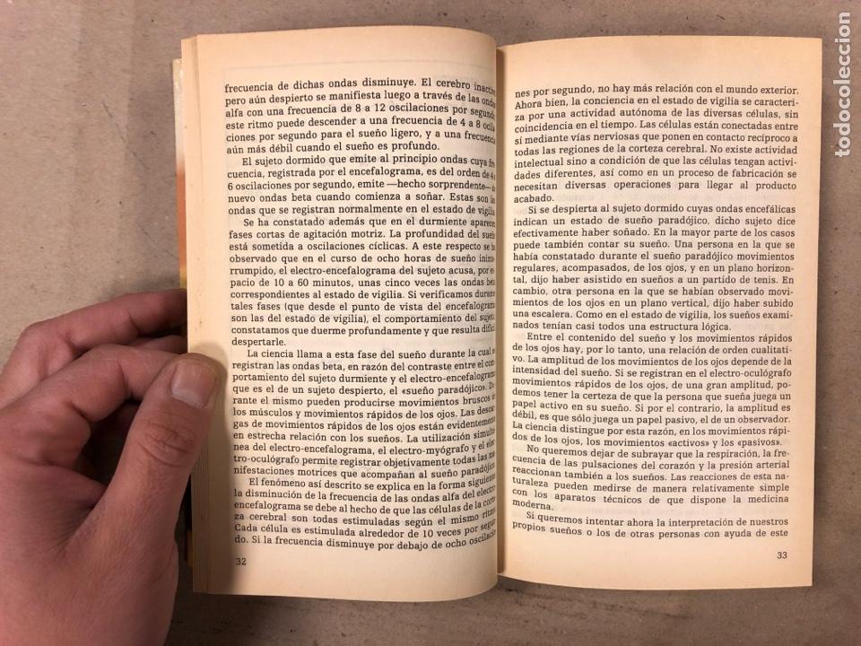 Diccionarios de segunda mano: DICCIONARIOS DE LOS SUEÑOS. HANNS KURTH. CÍRCULO DE LECTORES 1982. 295 PÁGINAS. TAPA DURA. - Foto 4 - 191686225