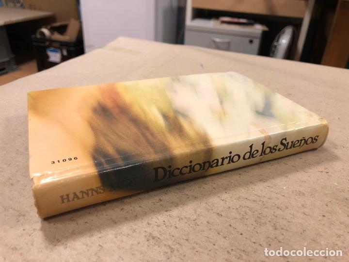 Diccionarios de segunda mano: DICCIONARIOS DE LOS SUEÑOS. HANNS KURTH. CÍRCULO DE LECTORES 1982. 295 PÁGINAS. TAPA DURA. - Foto 9 - 191686225