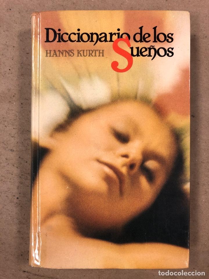 DICCIONARIOS DE LOS SUEÑOS. HANNS KURTH. CÍRCULO DE LECTORES 1982. 295 PÁGINAS. TAPA DURA. (Libros de Segunda Mano - Diccionarios)
