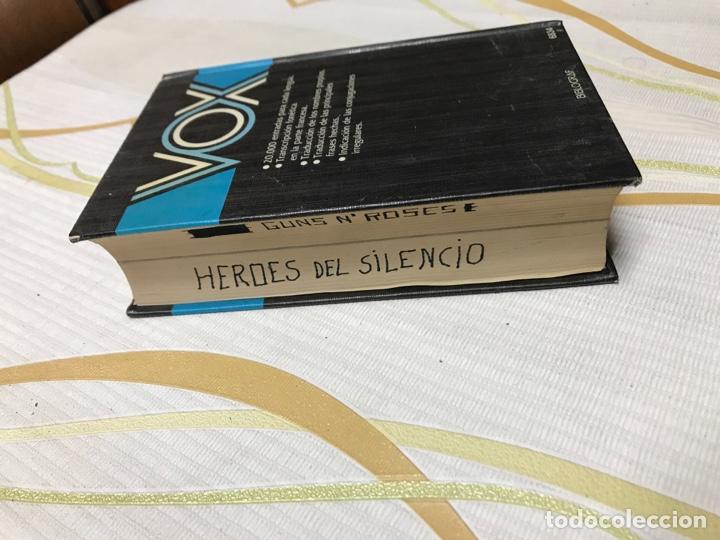 Diccionarios de segunda mano: diccionario abreviado vox (frances español ) ( español francés ) - Foto 5 - 181684150