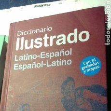 Diccionarios de segunda mano: DICCIONARIO ILUSTRADO. LATINO-ESPAÑOL. VOX. Lote 182027216