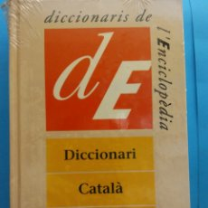 Livros em segunda mão: DICCIONARI CATALÀ - ALEMANY. DICCIONARIS DE L'ENCICLOPÈDIA. ENCICLOPÈDIA CATALANA. Lote 182168131