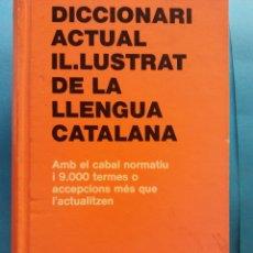 Livros em segunda mão: DICCIONARI ACTUAL IL·LUSTRAT DE LA LLENGUA CATALANA. DICCIONARIS ARIMANY. EDITORIAL MIQUEL ARIMANY. Lote 182168701