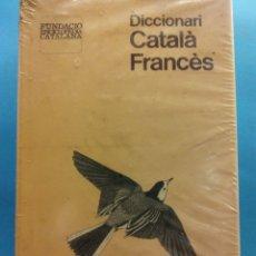 Livros em segunda mão: DICCIONARI CATALÀ-FRANCÈS. FUNDACIÓ ENCICLOPÈDIA CATALANA. . Lote 182177902