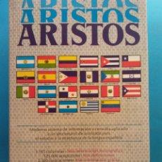 Diccionarios de segunda mano: ARISTOS. DICCIONARIO NUEVO. EDITORIAL RAMON SOPENA. Lote 182280030
