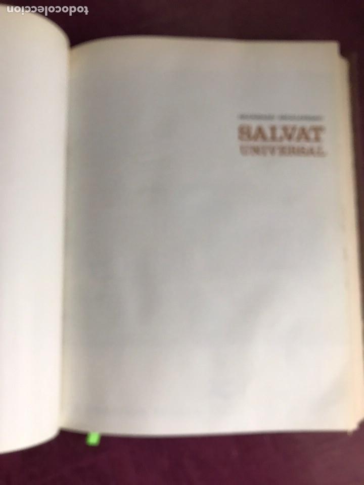 Diccionarios de segunda mano: Diccionario enciclopédico Salvat 1974. Completo 20 Tomos - Foto 5 - 182348167