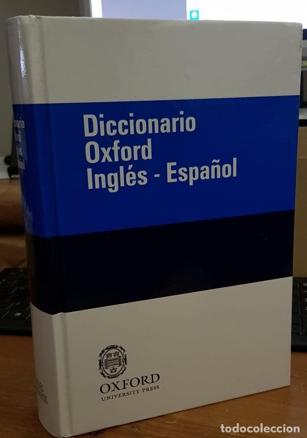 DICCIONARIO OXFORD: INGLÉS - ESPAÑOL (Libros de Segunda Mano - Diccionarios)