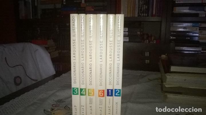 15- DICCIONARIO LAROUSSE ILUSTRADO (Libros de Segunda Mano - Diccionarios)