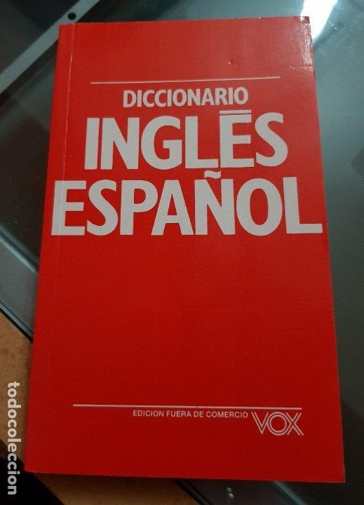 DICCIONARIO DE BOLSILLO VOX (Libros de Segunda Mano - Diccionarios)