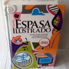 Diccionarios de segunda mano: PEQUEÑO ESPASA ILUSTRADO 2010 - ESPASA CALPE. PRECINTADO. Lote 183890731
