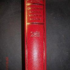 Diccionarios de segunda mano: DICCIONARI,CATALÁ,VALENCIÁ,BALEAR-Nº 2. Lote 183896377