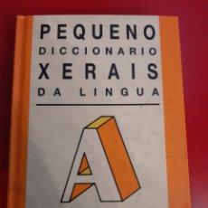 Diccionarios de segunda mano: 1993 GALKEGO PEQUEÑO DICCIONARIO XERAIS DA LINGUA. Lote 184572146