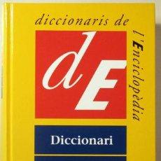 Diccionarios de segunda mano: DICCIONARI CATALÀ DANÈS - BARCELONA 1996. Lote 185972710