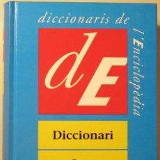Diccionarios de segunda mano: DICCIONARI SUEC CATALÀ - BARCELONA 2001. Lote 185972713