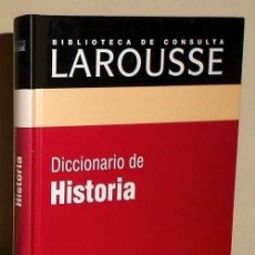 Diccionarios de segunda mano: DICCIONARIO LAROUSSE. HISTORIA.. Lote 188493738