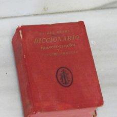 Diccionarios de segunda mano: DICCIONARIO FRANCES-ALEMAN. 1968 POR RAFAEL REYES.. Lote 188751007