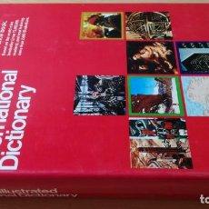 Diccionarios de segunda mano: LAROUSSE ILLUSTRATED INTERNATIONAL DICTIONARY/ H404. Lote 189156622