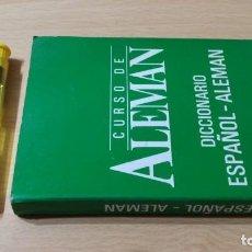Livros em segunda mão: ALEMAN ESPAÑOL - CURSO ALEMAN - SOPENA DICCIONARIO I - 405. Lote 210983485