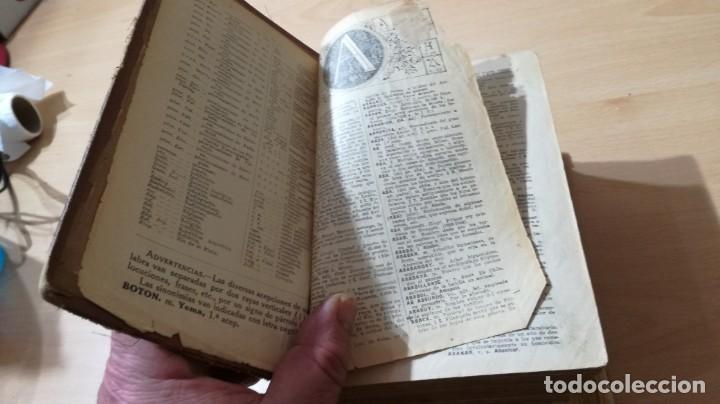 Diccionarios de segunda mano: ENCICLOPEDIDO ILUSTRADO LIMPIDA - FONS - JOSE ALEMAY - SOPENADICCIONARIOM 102 - Foto 7 - 189175070
