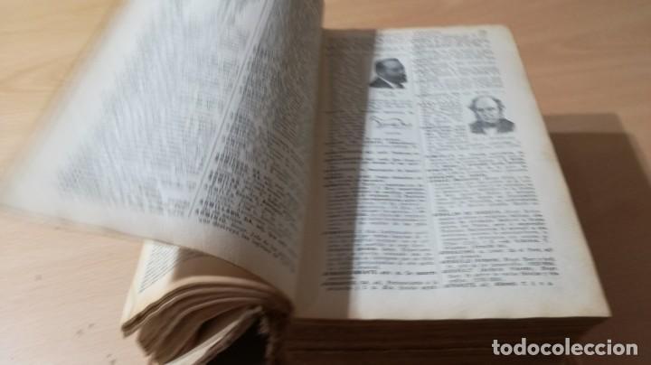 Diccionarios de segunda mano: ENCICLOPEDIDO ILUSTRADO LIMPIDA - FONS - JOSE ALEMAY - SOPENADICCIONARIOM 102 - Foto 9 - 189175070