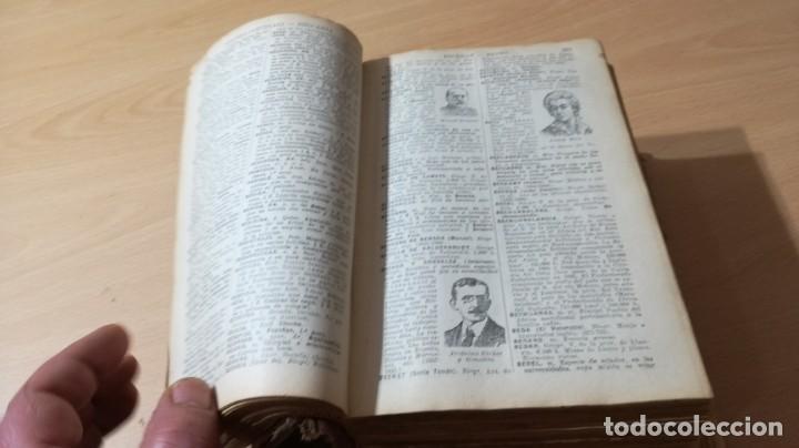 Diccionarios de segunda mano: ENCICLOPEDIDO ILUSTRADO LIMPIDA - FONS - JOSE ALEMAY - SOPENADICCIONARIOM 102 - Foto 12 - 189175070