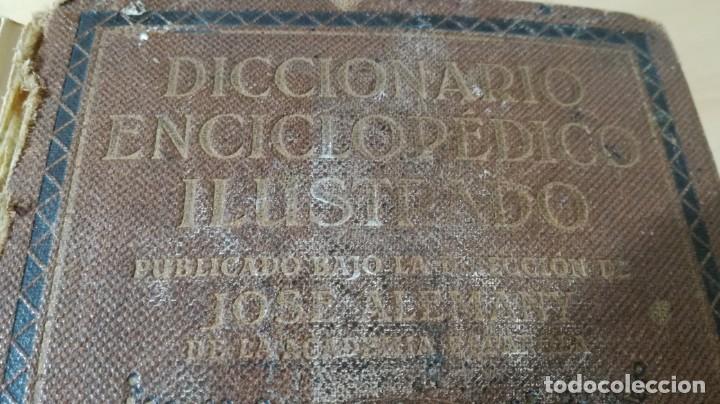 Diccionarios de segunda mano: ENCICLOPEDIDO ILUSTRADO LIMPIDA - FONS - JOSE ALEMAY - SOPENADICCIONARIOM 102 - Foto 16 - 189175070