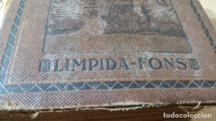 Diccionarios de segunda mano: ENCICLOPEDIDO ILUSTRADO LIMPIDA - FONS - JOSE ALEMAY - SOPENADICCIONARIOM 102 - Foto 17 - 189175070