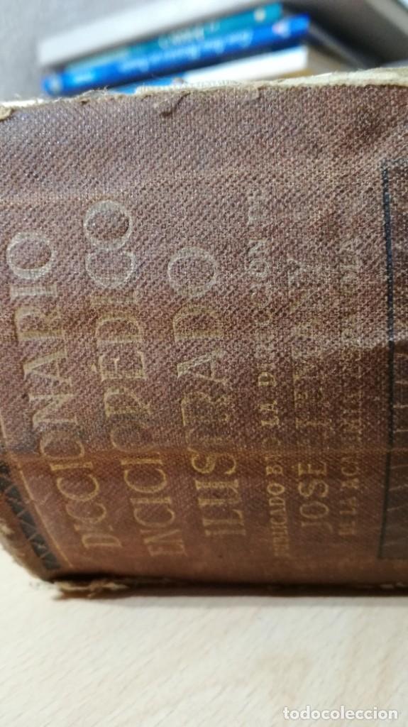 Diccionarios de segunda mano: ENCICLOPEDIDO ILUSTRADO LIMPIDA - FONS - JOSE ALEMAY - SOPENADICCIONARIOM 102 - Foto 18 - 189175070