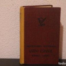 Diccionarios de segunda mano: DICCIONARIO ILVSTRADO LATINO-ESPAÑOL ESPAÑOL-LATINO. Lote 189908782