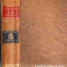 Diccionarios de segunda mano: DICCIONARIO DE LA LENGUA ESPAÑOLA. DECIMONOVENA EDICION (1970). A-DICC-230. Lote 191038796