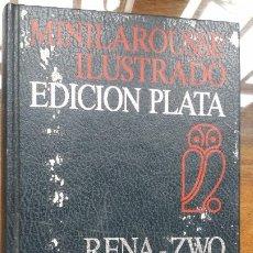 Diccionarios de segunda mano: MINI LAROUSSE. ILUSTRADO .EDICION PLATA.Nº4 POR RAMON GARCIA PELAYO,RENA-ZWO. Lote 191275095