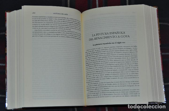 HISTORIA DEL ARTE, DE J.F. RAFOLS. EDICIÓN ILUSTRADA EN B&N (Libros de Segunda Mano - Diccionarios)