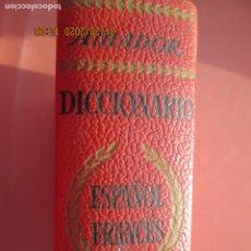 Diccionarios de segunda mano: DICCIONARIO ESPAÑOL-FRANCÉS - EMILIO M. AMADOR - ED. SOPENA 1964. . Lote 191617356