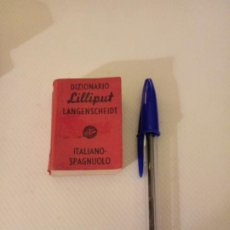 Diccionarios de segunda mano: DICCIONARIO. Lote 191939116