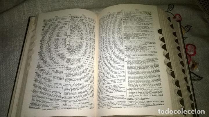 Diccionarios de segunda mano: 10- DICCIONARIO DE INGLES APPLETON, 1962 - Foto 5 - 193077758