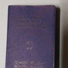 Diccionarios de segunda mano: DICCIONARIO UNIVERSAL LANGENSCHEIDT. FRANCÉS - ESPAÑOL. Lote 193192653