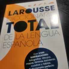 Diccionarios de segunda mano: DICCIONARIO TOTAL DE LA LENGUA ESPAÑOLA. Lote 193960158