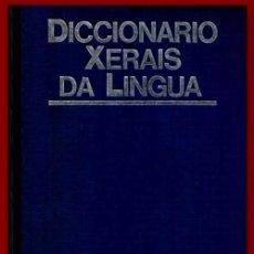 Diccionarios de segunda mano: B3548 - DICCIONARIO XERAIS DA LINGUA. ILUSTRADO. EDICIONS XERAIS DE GALICIA 1986. GRAN FORMATO.. Lote 194115346