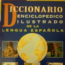 Diccionarios de segunda mano: DICCIONARIO ENCICLOPEDICO ILUSTRADO - EUROLIBER 1995. Lote 194210936