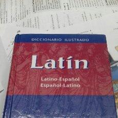 Livres d'occasion: LATIN. LATINO ESPAÑOL. VOX. DICCIONARIO. PEDIDO MÍNIMO 5€. Lote 194747723