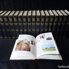 Diccionarios de segunda mano: DICCIONARIO ENCICLOPÉDICO ESPASA. 18 TOMOS, 10 EDICIÓN, 1988. MUY BUENA CONSERVACIÓN. Lote 194748643
