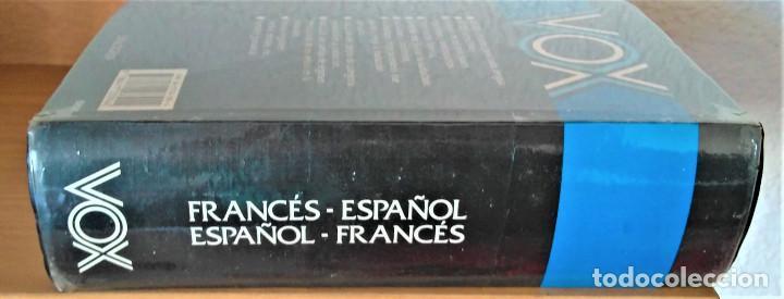 Diccionarios de segunda mano: VOX - DICCIONARIO MANUAL- FRANCES-ESPAÑOL / ESPAÑOL-FRANCES - Foto 3 - 194787611